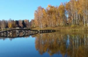 Трагедии чудом удалось избежать. Мост через озеро Ключевое разваливается на части