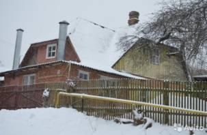 С видом на «КАфедеоальный собор». В Смоленске бревенчатый дом продают почти за 33 млн рублей