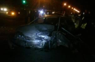 В Руднянском районе в ДТП с фурой погиб водитель легковушки