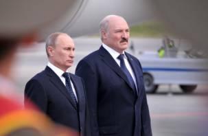 Путин и Лукашенко все-таки встретятся недалеко от Смоленской области