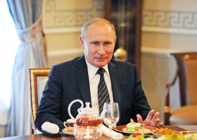 Страна узнала, как Путин отметит свой 66-й день рождения