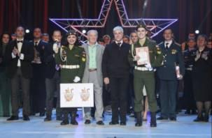 Смоленские военные музыканты снова вошли в финал фестиваля песни «Катюша»