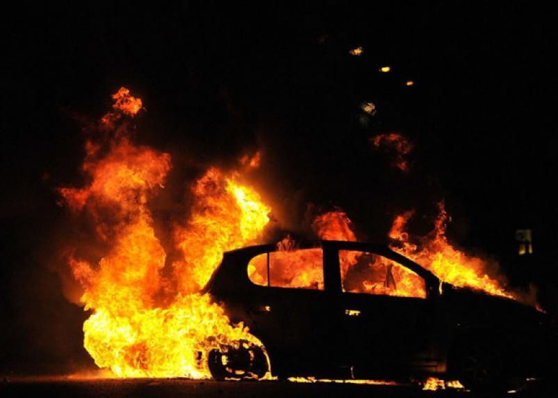 В Смоленской области сгорели 47 машин