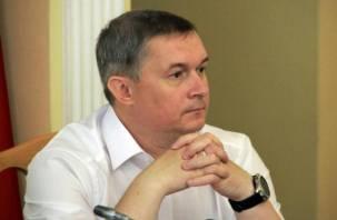 Глава города Смоленска снова в числе аутсайдеров рейтинга мэров ЦФО