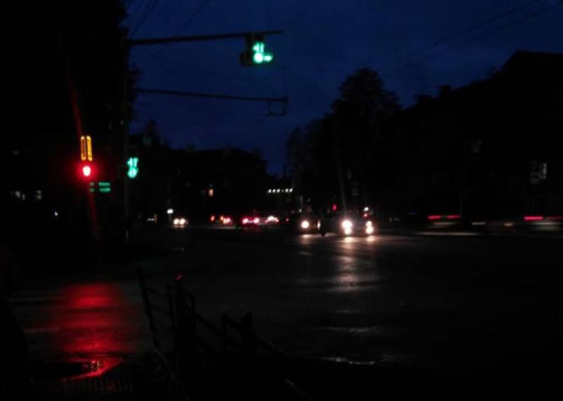 В Смоленске найдут крайнего за освещение