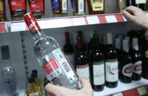 С первого раза не поняла. За продажу алкоголя детям продавцу грозят исправительные работы