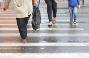 В Ярцеве пенсионерка оказалась под колесами легкового авто