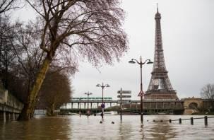 Крупные города уйдут под воду