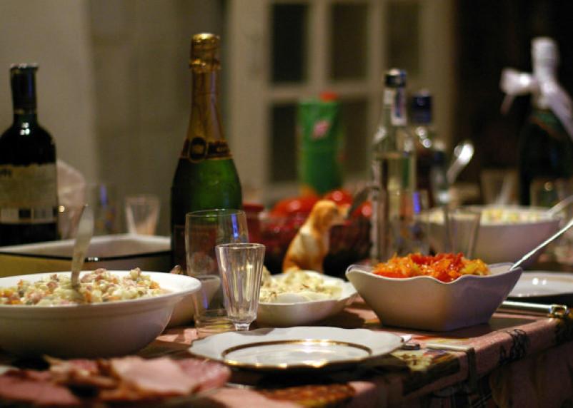 Диетолог назвала три самых вредных продукта новогоднего стола