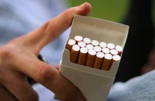 В России планируют продавать «лысые» сигареты