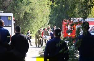 Смоленские медучреждения предложили кровь пострадавшим в Керчи