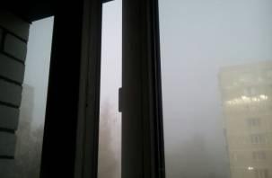 В понедельник смолян ждут туман и дождь. Атмосферное давление опустится слишком низко