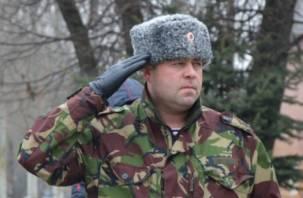 Начальник смоленской Росгвардии возглавит Воронежскую?