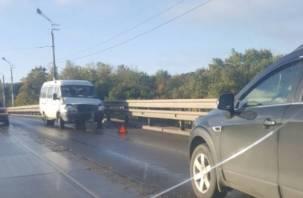 В Смоленске дорожников накажут за ДТП из-за наледи на мостах