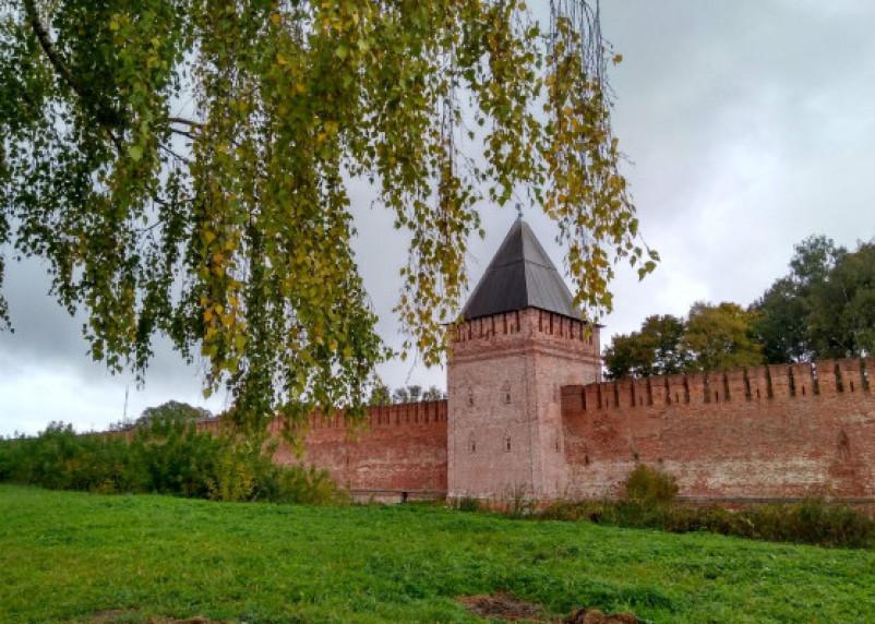 Какие башни Смоленской крепостной стены отремонтируют в 2021 году