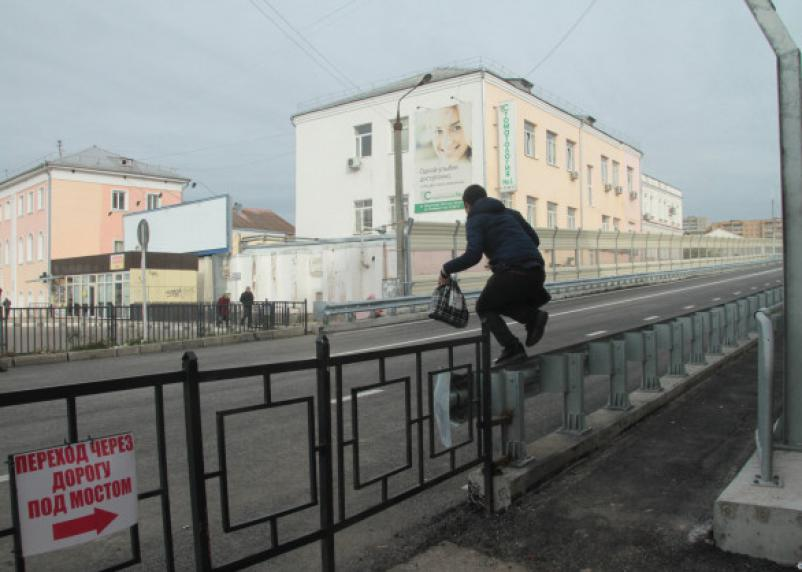 На смоленских дорогах стартовала операция «Пешеход»