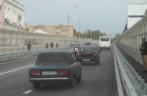 Каким увидели обновленный Беляевский путепровод автомобилисты и пешеходы