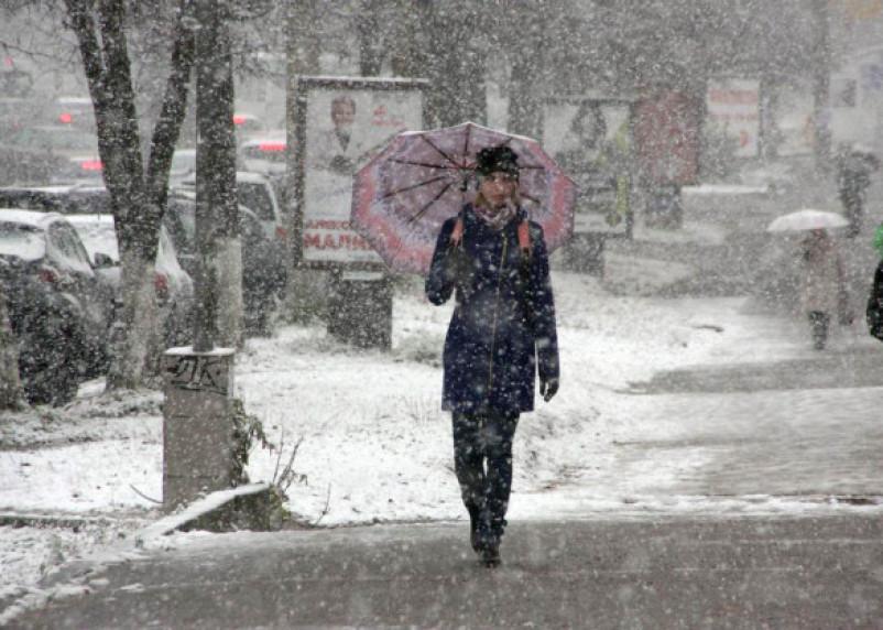 «Желтый» уровень погодной опасности объявили в Смоленской области