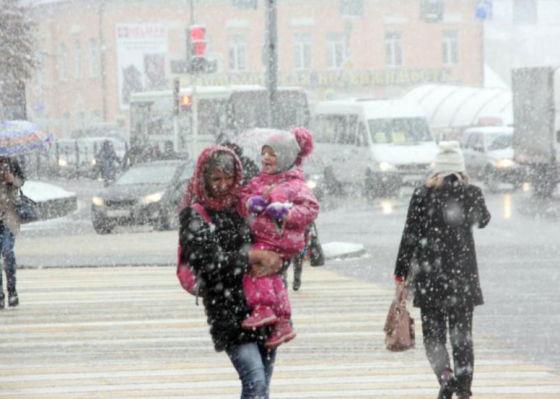 Трескучие морозы на пороге. В Смоленской области похолодает до -22