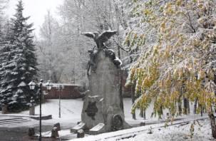 Минус и гололедица. Смоленская область вступает в зиму