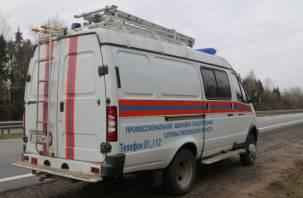 В Смоленской области у железной дороги нашли артснаряд