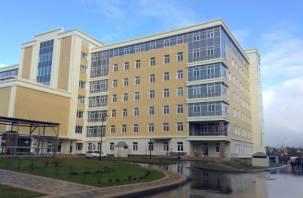 В Смоленске заработал перинатальный центр на Покровке