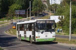 В Смоленске отменят четыре дачных маршрута