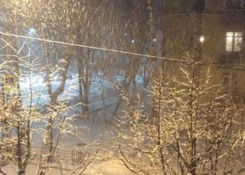 Ночная метель и уход в двузначные морозы. О погоде на неделе в Смоленской области