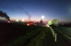 Движение поездов на месте смертельной аварии восстановлено