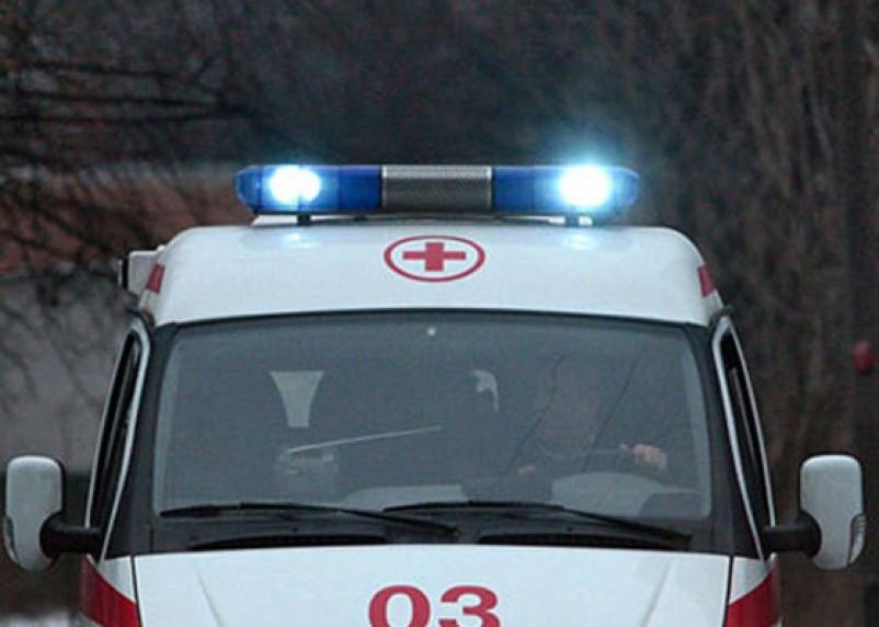 При столкновении микроавтобуса и автокрана под Смоленском пострадали пять человек