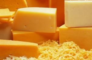 Смоляне не пропустили через границу тонны белорусского сыра