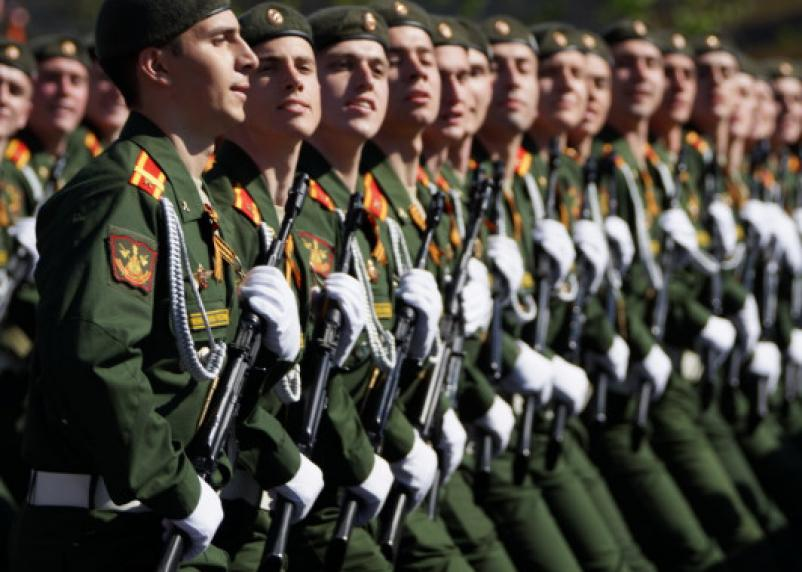 Весенний призыв в армию стартует завтра