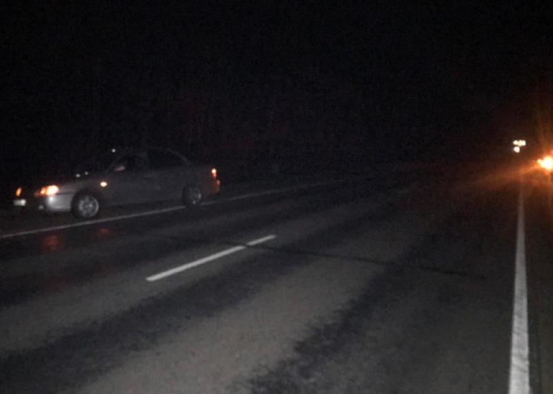 В Смоленской области парень попал под колеса иномарки