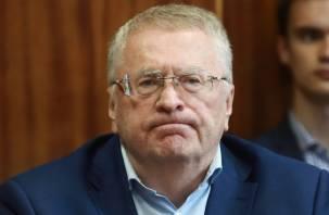 Жириновский предложил не строить дороги в Смоленской области, чтобы там завязли танки НАТО