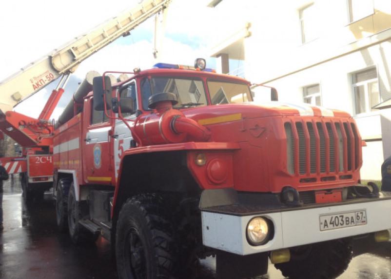 В смоленском техникуме обнаружили нарушения пожарной безопасности