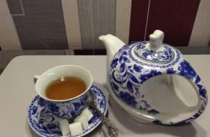 Зелёный чай продлевает жизнь