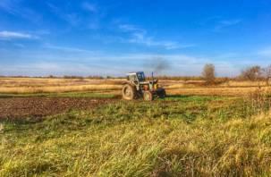В Смоленской области поймали угонщика трактора