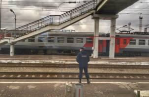 Двум смолянам, разрезавшим рельсы поездов, грозит тюрьма