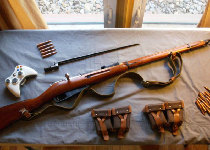Ярцевчанин с винтовкой устроил разбойный налет на столовую и заглянул в душевую