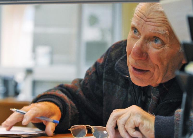 Центробанк России обнаружил кражу пенсионных денег на 57 млн рублей