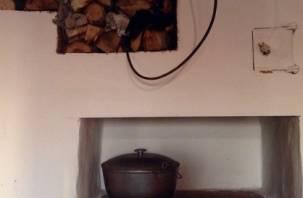 В Духовщинском районе мужчина украл печное отопление у соседа. Своё поломалось