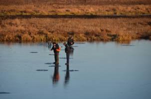 Полицейские поймали браконьеров на заповедном смоленском озере