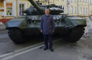 Мэр Смоленска может быть дисквалифицирован за «нецелевку»