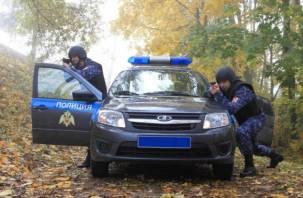 В Рославле произошло дерзкое ограбление ювелирного магазина
