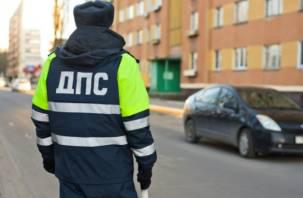 Попал по полной: пьяный смолянин скрылся с места ДТП и ударил полицейского