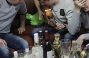 В Смоленской области пьянка закончилась жестким избиением