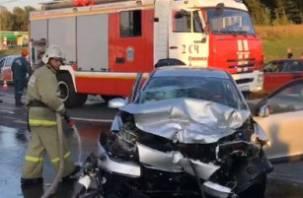 В Смоленске ищут свидетелей аварии, в которой тяжело травмирована маленькая девочка
