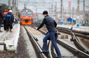 На смоленских железных дорогах выросла аварийность