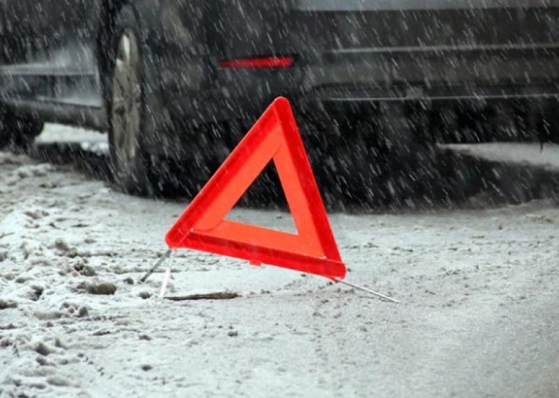 В Смоленской области в аварии пострадал человек