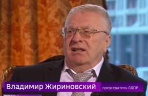 Жириновский предложил называть губернаторов хозяевами, а фермеров – кулаками